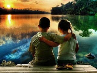 Первая любовь - экзамен на чувства