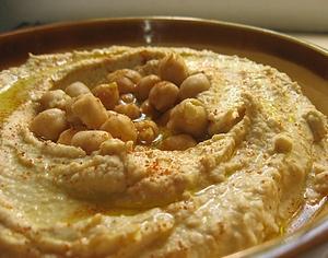 Основные ингредиенты и рецепт приготовления хумуса
