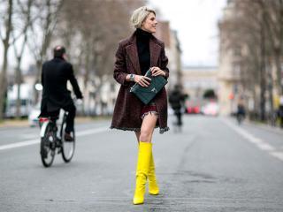 Заметки о моде. Секрет их обаяния