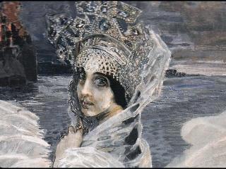 Царевна оперы Надежда Забела-Врубель