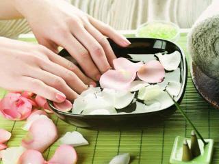 Укрепление ванночками для ногтей. Уход за руками
