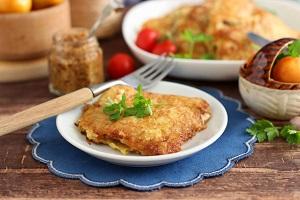 Жарить папоротник с картошкой рецепт