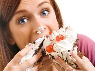 Правильное питание: полезные вредные сладости