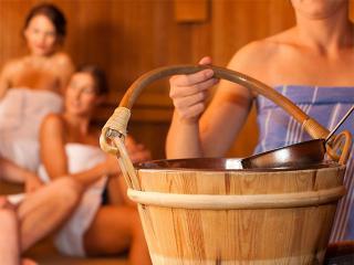 Русская баня. Ароматерапия в русской бане