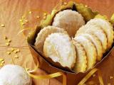 Медовые пряники с лимонной цедрой