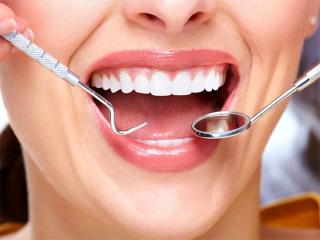 Массаж полости рта  для здоровья зубов