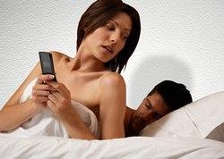 Семейные проблемы: измена жены