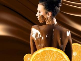 Шоколадные обертывания, ванны и маски в домашних условиях