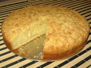 Песочный рубленый пирог с лимоном - лучший выбор для чаепития!