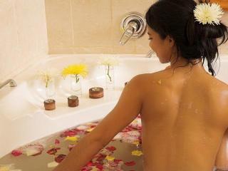 Лечебные ванны. Хвойные ванны. Горчичные ванны