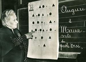 Первое учреждение, работающее по методу Монтессори, было открыто более ста лет назад