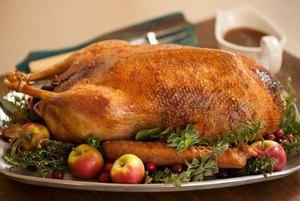Блюда из утки к праздничному столу