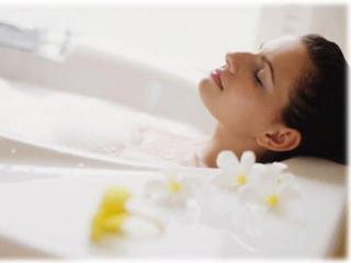 Уход за телом: лечебные ванны