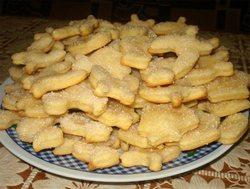 Вкусное печенье для любителей несладкой выпечки