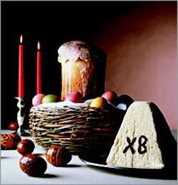Старинные рецепты выпечки к празднику Пасхи