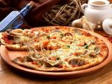 2 рецепта пиццы с креветками