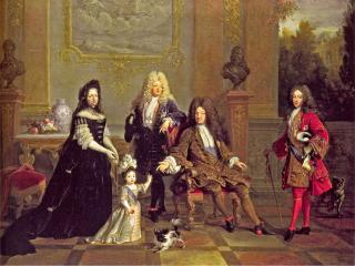 История моды. Мода эпохи Людовика IV (1638-1715)