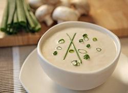 Быстрое приготовление грибного супа