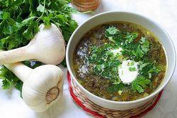Вкусные рецепты первых блюд