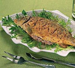 Рецепты фаршированной рыбы