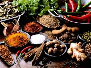 Пряности в диетическом и лечебном питании