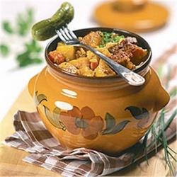 Правила приготовления блюд в горшочках - вкусные рецепты с фото картинки