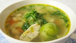 Простые рецепты вкусных супов