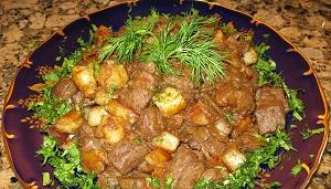 Вкусные мясные блюда для домашнего меню