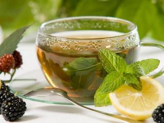Диета на основе чая