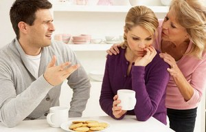 Взаимооотношения между родителями и детьми