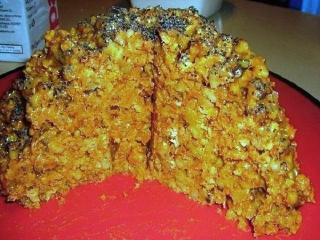 Яблочный торт «резекне» (рецепты тортов для «Яблочного Спаса»)
