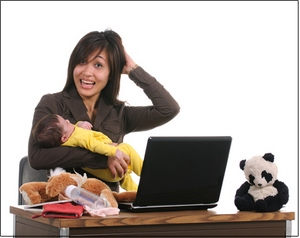 Женщина, карьера и семья
