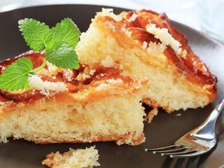 Манник для кефире из яблоками - то спасибо да азбучная истина средство пирога.