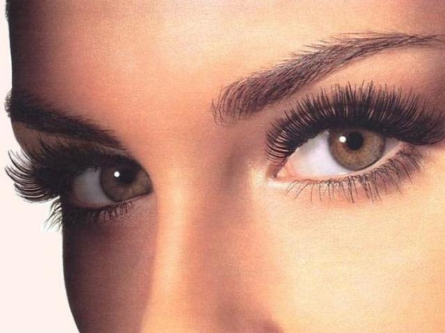 Разминка для выразительных глаз (женские секреты красоты)