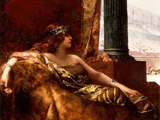 История моды. Модница и мастерица макияжа Феодора